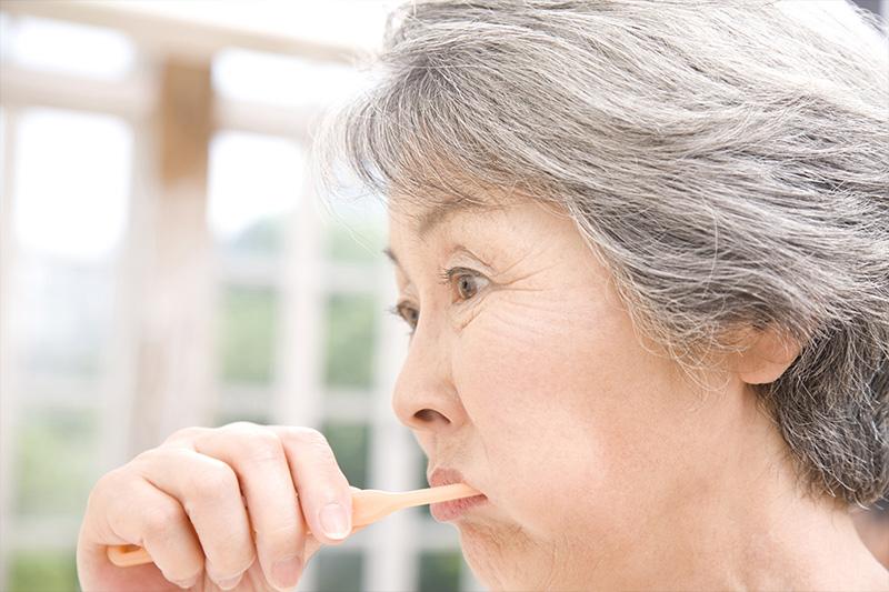 高齢者の口腔内環境