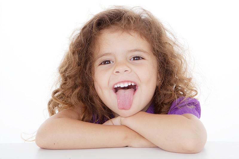 お子様の舌が理想的