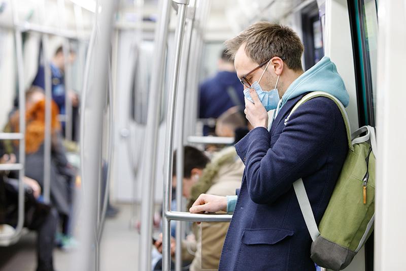 猛威をふるう新型コロナウイルス感染症